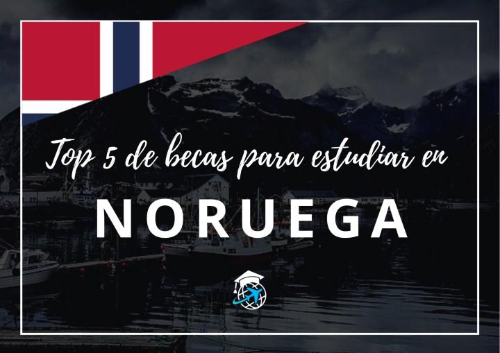 Las 5 mejores becas para estudiar en Noruega