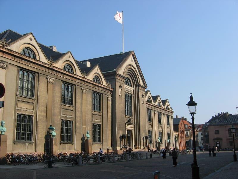 Becas Dinamarca - Universidad de Copenhague