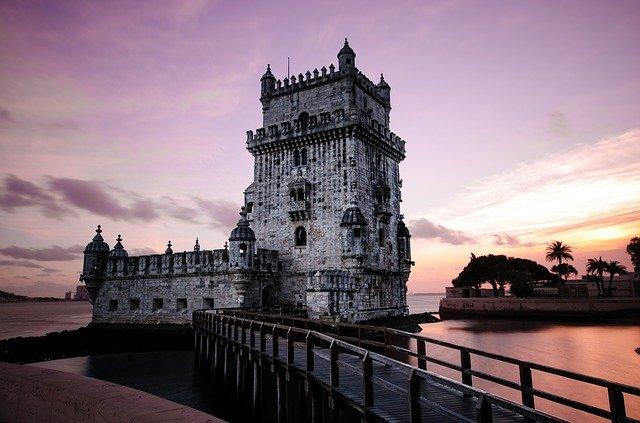 Castillo en Portugal.