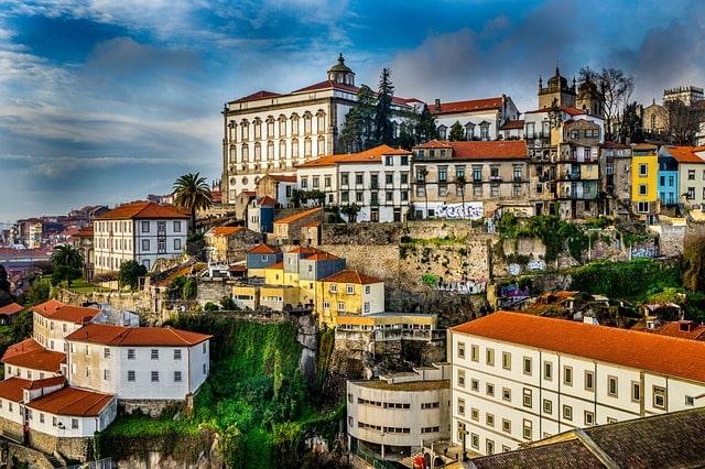 Ciudad de Oporto/Porto, Portugal.