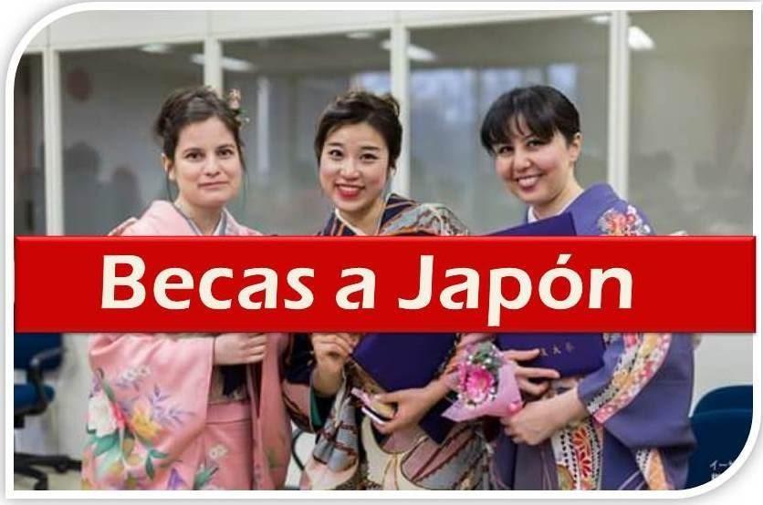 Becas en Japón.