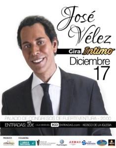 José Vélez @ Palazzo dei Congressi, Fuerteventura | Puerto del Rosario | Canarias | Spagna