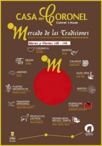 MERCADO DE LAS TRADICIONES @ CASA DEL CORONEL | La Oliva | Canarias | Spagna