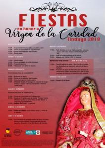 Fiestas de la Caridad (Tindaya) @ Tindaya   Pajara   Canarias   Spagna