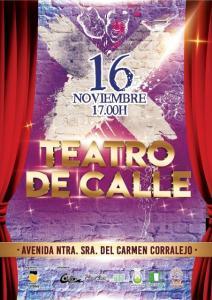 TEATRO DE CALLE @ avenida Nuestra Sra. del Carmen en Corralejo. | Corralejo | Canarias | Spagna