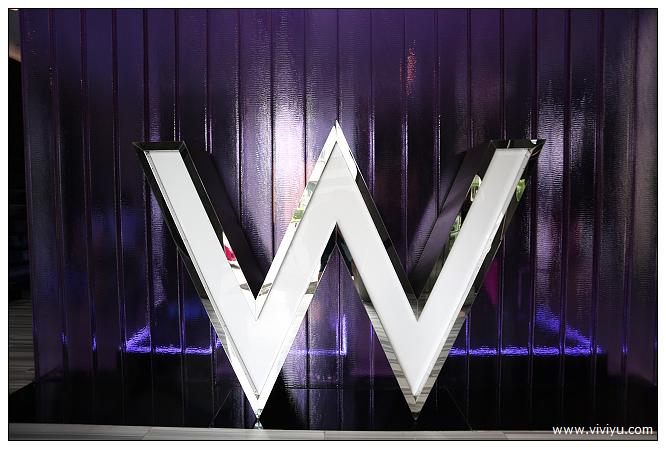 [泰國.住宿]曼谷W飯店 (W Bangkok Hotel)~時尚.潮.融入泰國傳統元素新設計 @VIVIYU小世界