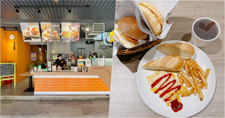 [桃園美食]Hot Cakes美式鬆餅早午餐.大有寶山商圈新開早午餐~供應鹹甜鬆餅 @VIVIYU小世界