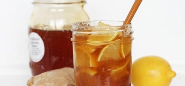 Limón, miel u jengibre para resfriado