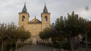 Iglesia de San Bernabé