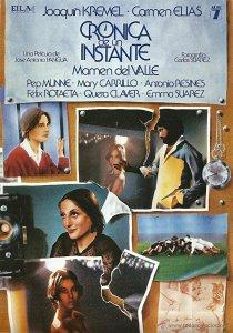 Crónica de un instante (1981)