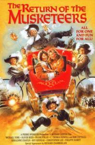 El regreso de los Mosqueteros (1989)