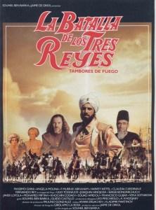 La batalla de los tres reyes - Tambores de fuego (1990)