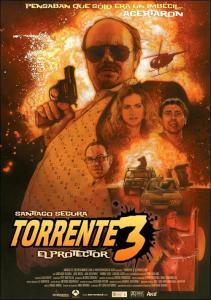 Torrente 3, el protector (2005)