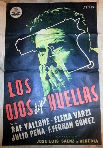 Los ojos dejan huellas (1952)