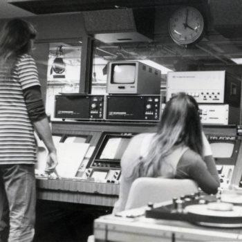 WIF_008  Women In Focus at Cable 10 studio c.1970s