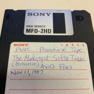 FNVC floppy