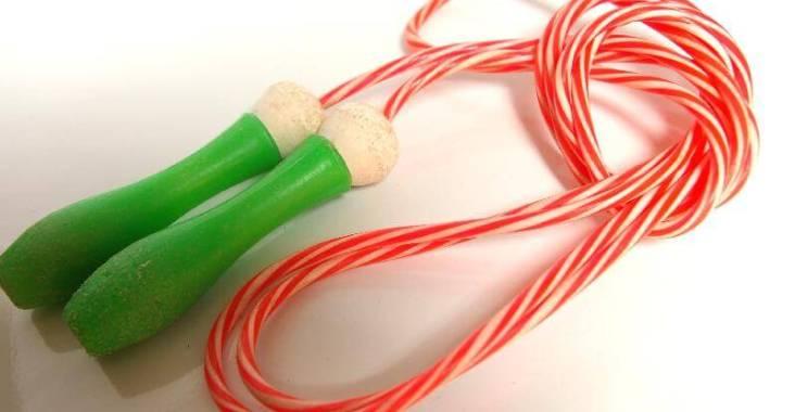 Afvallen met touwtje springen - Vivonline