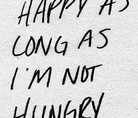 afvallen zonder honger
