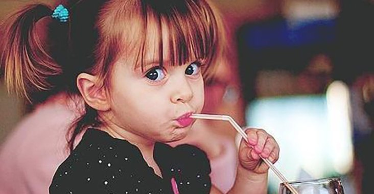 wat drinkt jouw kind