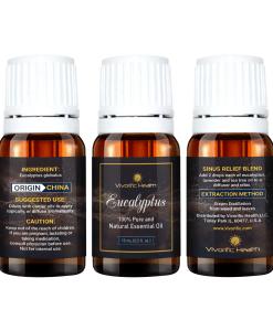 Eucalyptus Essential Oil - Vivorific Health LLC-