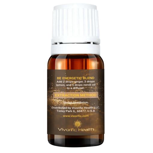 Ginger Essential Oil - Vivorific Health LLC