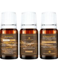 Ginger Essential Oil - Vivorific Health LLC-