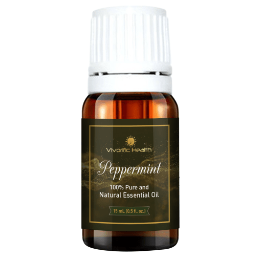 Peppermint Essential Oil-Vivorific Health LLC