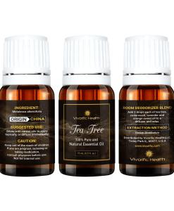 Tea Tree Essential Oil - Vivorific Health LLC-