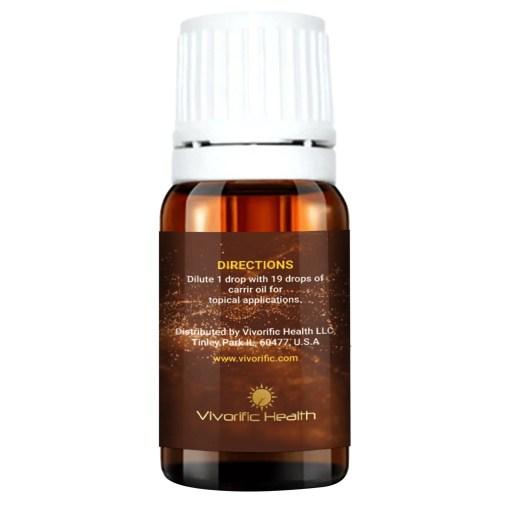 Energy Essential Oil - Vivorific Health LLC