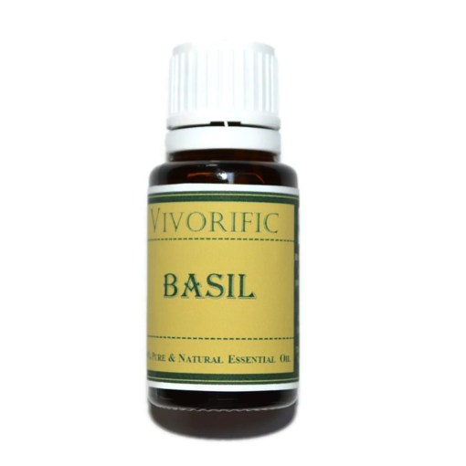 Basil_Essential_Oil_100_Pure_and_Natural_15_mL_0.5_oz-Vivorific Health