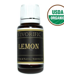 Lemon Essential Oil -Vivorific Health