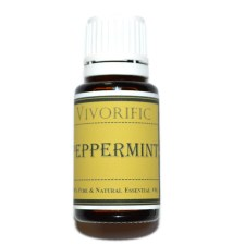 Peppermint Essential Oil -Vivorific Health