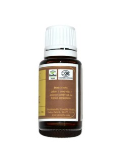 triple defense essential oil - vivorific