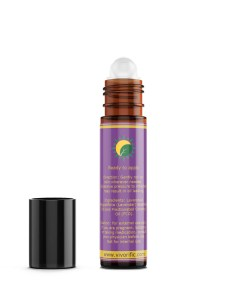 Lavender Essential Oil Roll-On - Vivorific Health