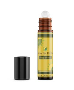 Peppermint Essential Oil Roll On - Vivorific Health