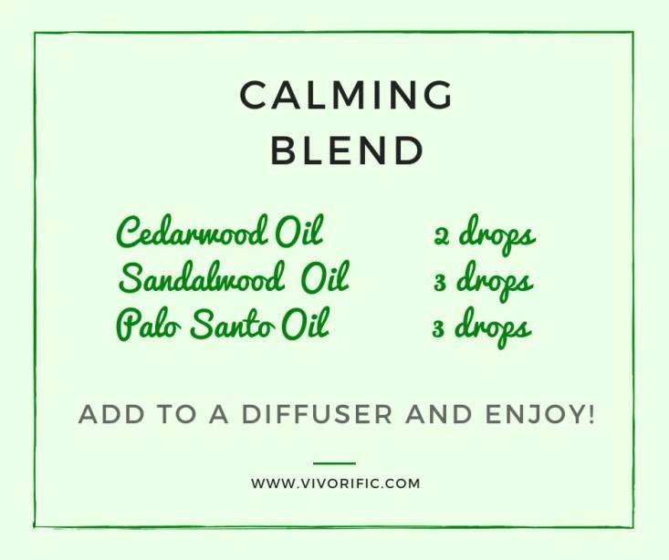 Calming Blend - Vivorific Health