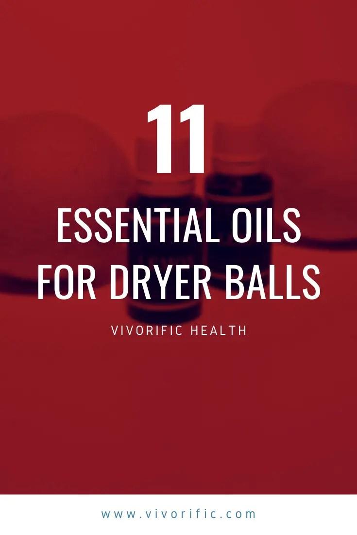 Essential Oils For Dryer Balls-Vivorific Health