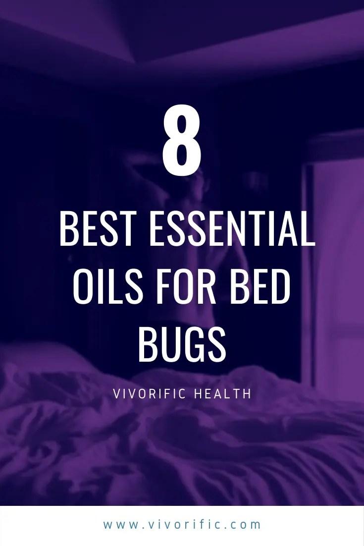 8 Best Essential Oils for Bed Bugs-Vivorific Health_