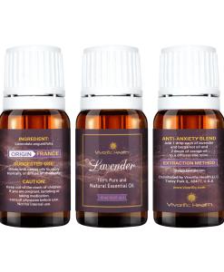 Lavender Essential Oil-French-Vivorific Health LLC
