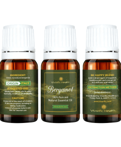 Bergamot Essential Oil-Vivorific Health LLC