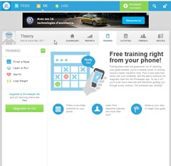 Runkeeper-Free Training 1