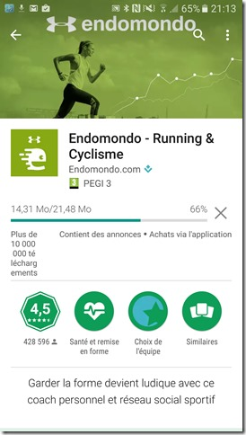 Endomondo -1