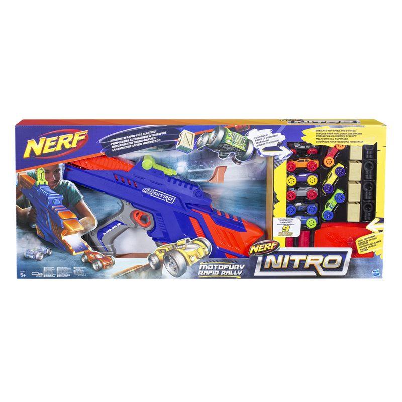 Nerf Nitro Motor Fury