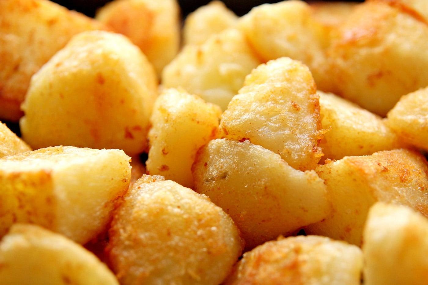 Perfect For Christmas - Freeze-ahead Roast Potatoes