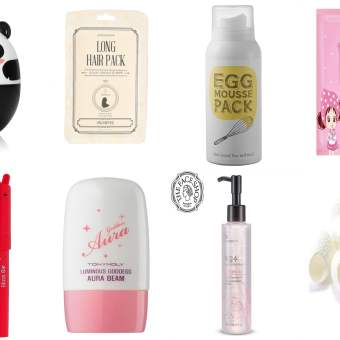 Our Favourite Korean Beauty Products