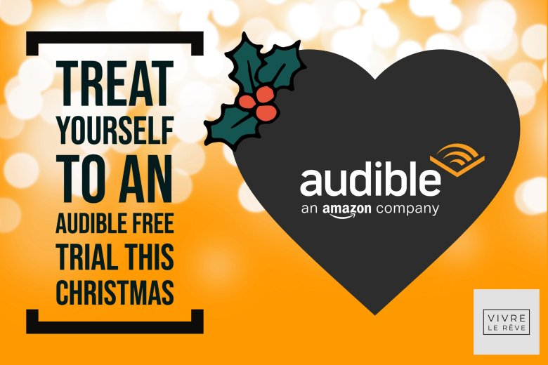 Freebie: Treat Yourself to an Audible FREE Trial This Christmas