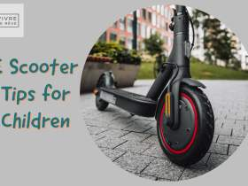 E Scooter Tips for Children