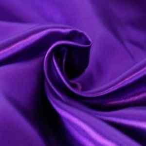 Vixen Purple Satin Fabric