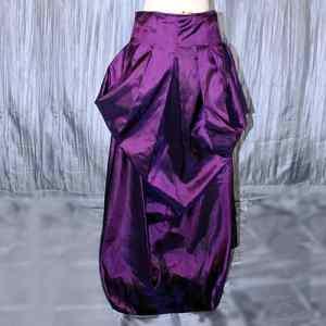 Vixen Purple Tafetta