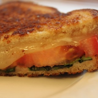 The best grilled cheese sandwich ever